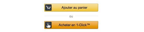 bouton amazon acheter en 1 click
