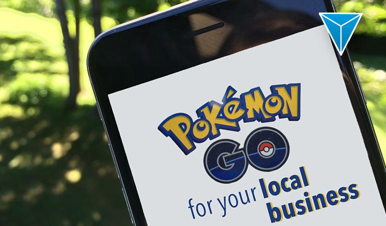 Pokemon Go récompense les stratégies SoLoMo