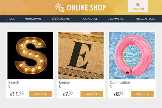 e-Commerce : gérez votre catalogue sans plomber votre SEO