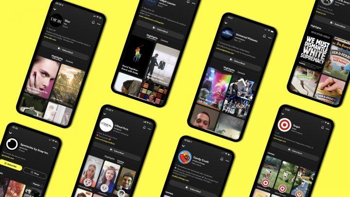 Avis aux marques ! Snapchat lance une nouvelle fonctionnalité !
