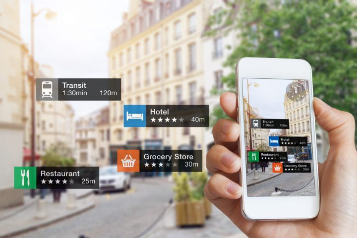 Le futur du marketing avec la réalité augmentée