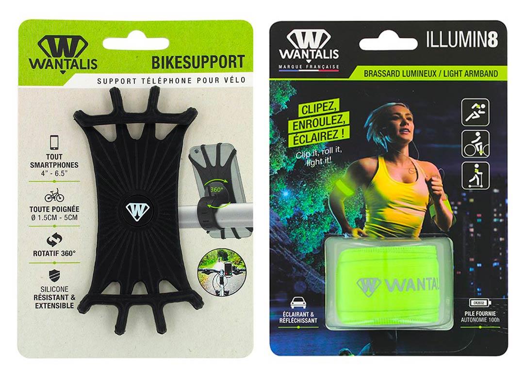exemples de packaging réalisés par notre agence de communication